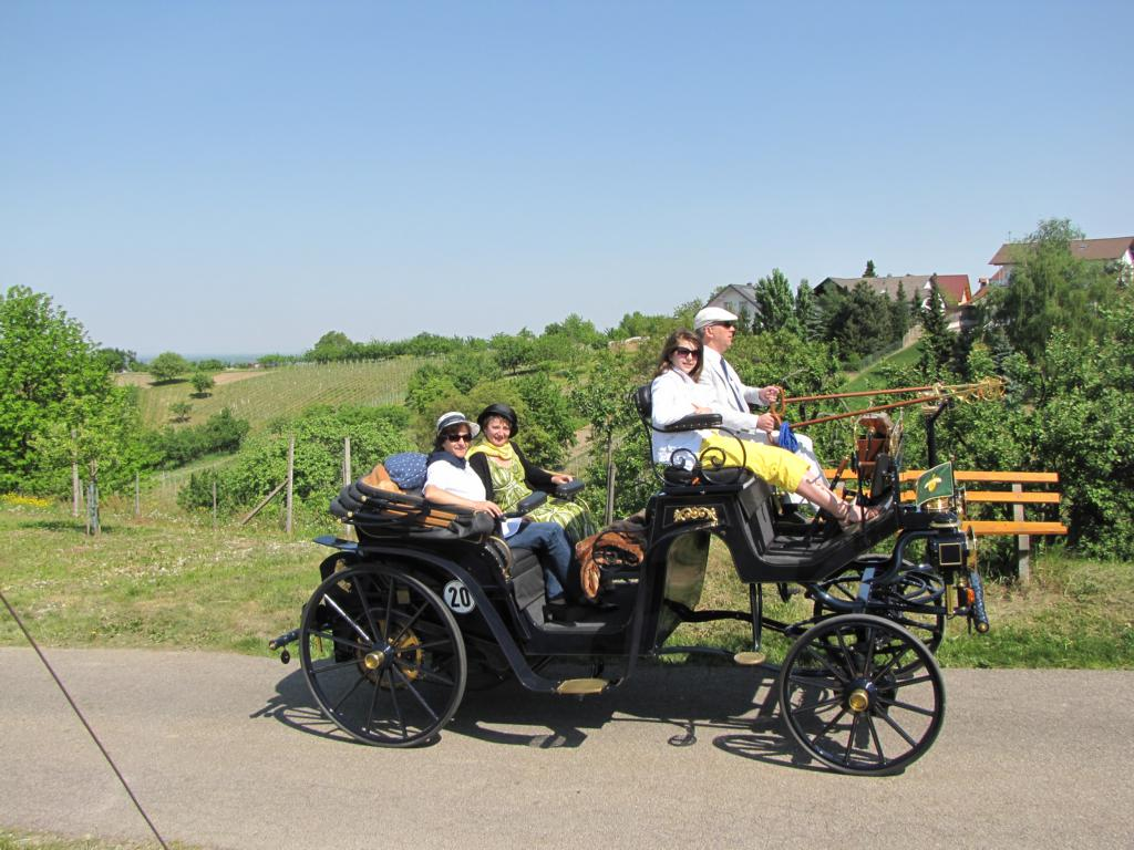 AAGLANDER Motorkutsche in Ortenau