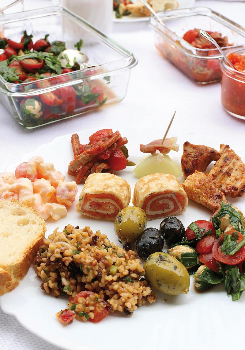 Kulinarische Zusatzangebote: Picknick